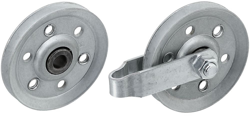 V7634 3 IN. GALV PULLEY