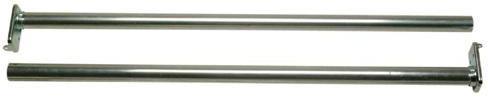 V7052 30-48 Chrome Adjustable Closet Rod