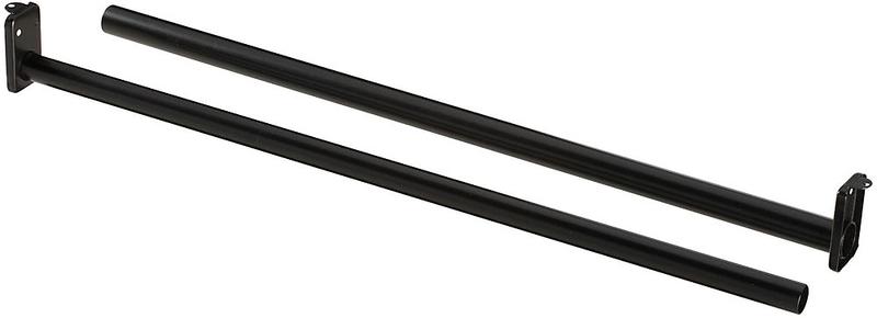 V7052 48-72 Oil Rubbed Bronze Adjustable Closet Rod