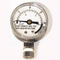 National Presto 85772/82237 Pressure Canner Steam Gauge