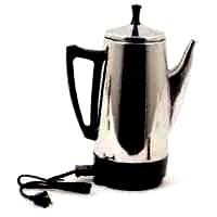 4/12 Cup Electric Percolator