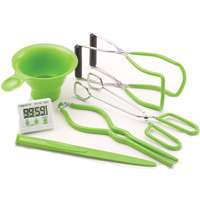 National Presto 09995 7-Function Canning Kit
