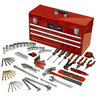 118 Piece Tool Chest Kit