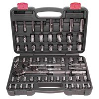 64 Piece Ratchet/Socket Set