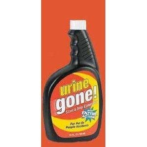 URINE GONE STAIN/ODOR ELIMIN