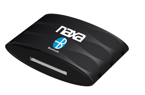 NAXA NAB-4000 30-Pin Bluetooth Receiver & Adapter