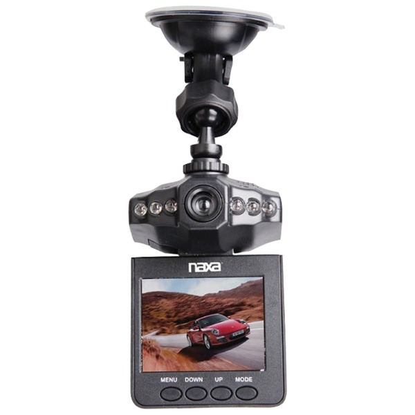 Naxa NCV-6001 NCV-6001 Portable HD Dash Cam