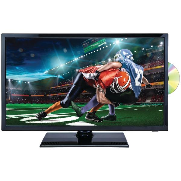 NAXA NTD-2255 22 INCH LED TV AND DVD MEDIA PLAYER WITH CAR PK