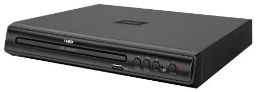 NAXA ND-856 COMPACT DVD PLAYER WITH USB INPUT