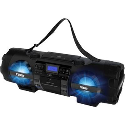 MP3 CD Bass Reflex Boombox