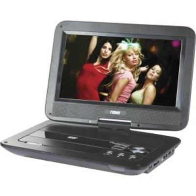 "10"" LCD Portable DVD Player"