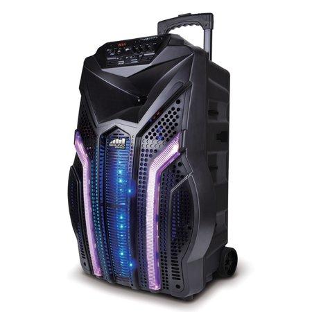 "15"" Portable Karaoke Speaker"