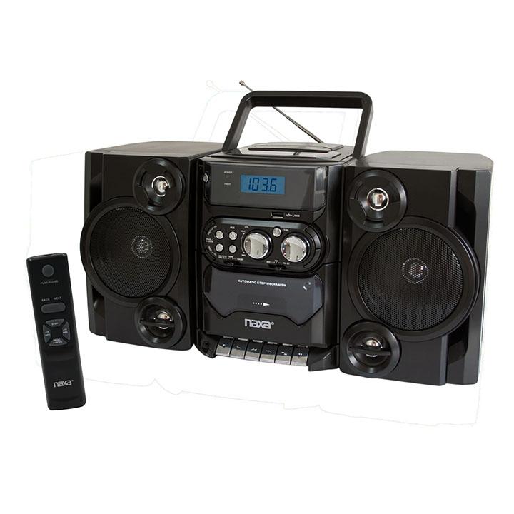 Portable MP3 CD USB Player