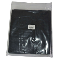 WRAP FILTER POROUS FABRIC BLK