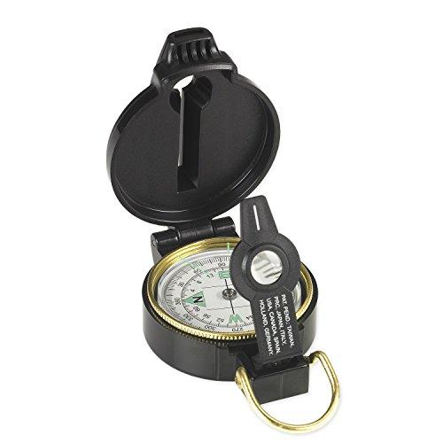 NDuR Lensatic Compass W/ Whistle