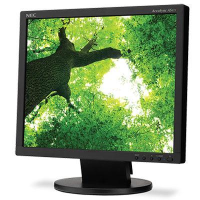 "17"" 1280x1024 LCD Backlit Black"