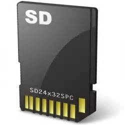 SL2100 Small InMail SD Card/15hr