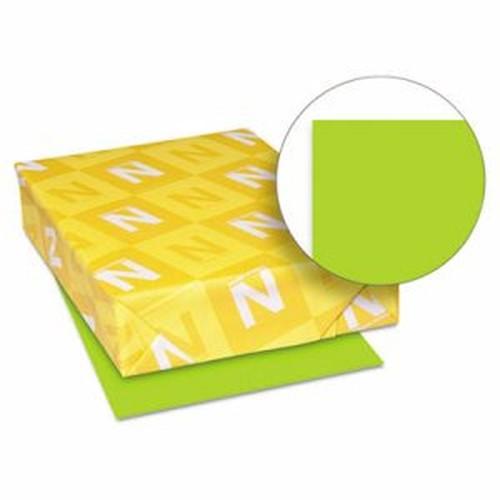 Color Paper, 24lb, 8 1/2 x 11, Vulcan Green, 500 Sheets
