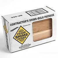 SHIMS CEDAR 56COUNT CTR JOB PK