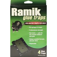 Ramik 116220 Non-Toxic Pre-Baited Ready-To-Use Glue Trap