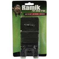 Ramik 116231 Large One-Touch Snap Trap, Plastic