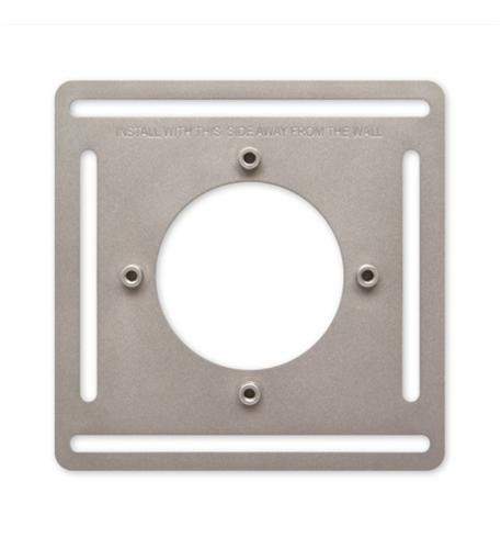 MOUNTING PLATE FOR THERMOSTAT 4 PK