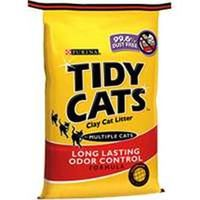 Tidy Cats 7023010711 24/7 Performance Convenetianion Cat Litter, 10 lb Paper Bag, Tan/Grey