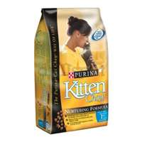 Nestle Purina 1780015021 Cat Food, Dry-Kitten Chow, 3.15 Lb