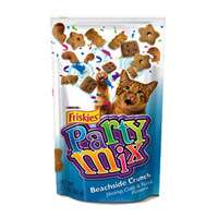 Friskies 5000057444 Beachside Party Mix, Tuna