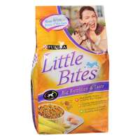 Nestle Purina 1780011030 Little Bits Dog Food, Dry-Indoor, 4 Lb