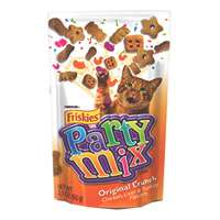 Friskies 5000023902 Party Mix Original Crunch, 2.1 oz