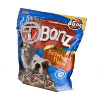 T-Bonz 1780012911 Dog Treat, 45 oz, Porterhouse Steak