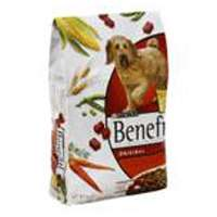 Nestle Purina 1780013485 Beneful Beef Dog Food, 3.5 Lb