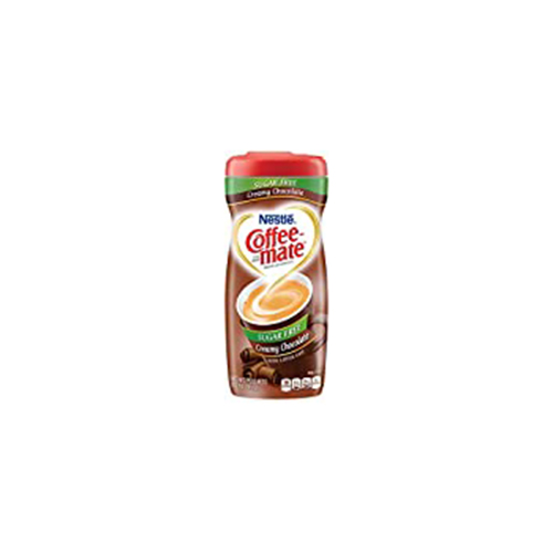 Sugar Free Chocolate Creme Powdered Creamer, 10.2 oz, 6/Carton