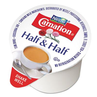 Half & Half, 0.304 oz Cups, 180/Carton
