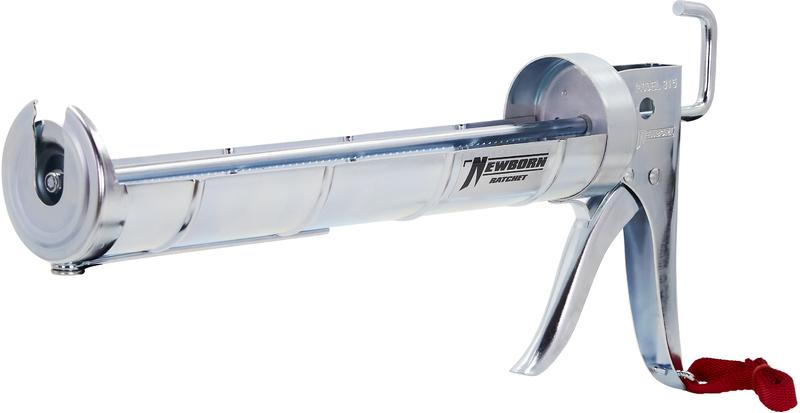 .25 GAUGE IND RATCHET CAULK GUN