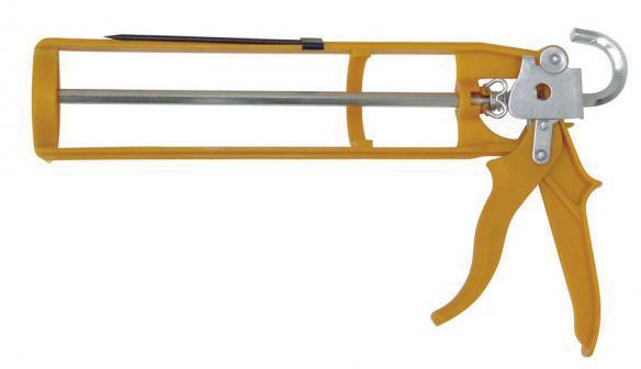 .1 Gallon Hex Rod Caulk Gun