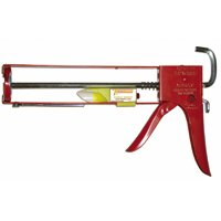 Newborn 111 Skeleton Caulk Gun With Cap Hex, 10:1, 1/10 gal