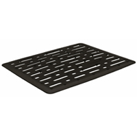 Rubbermaid 1G1706BLA Evolution Small Sink Mat, 12.68 in L X 10.71 in W