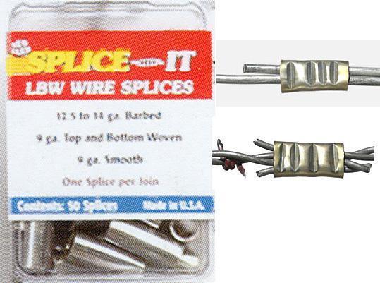 SS5 12.5-15.5GA WIRE SPLICE
