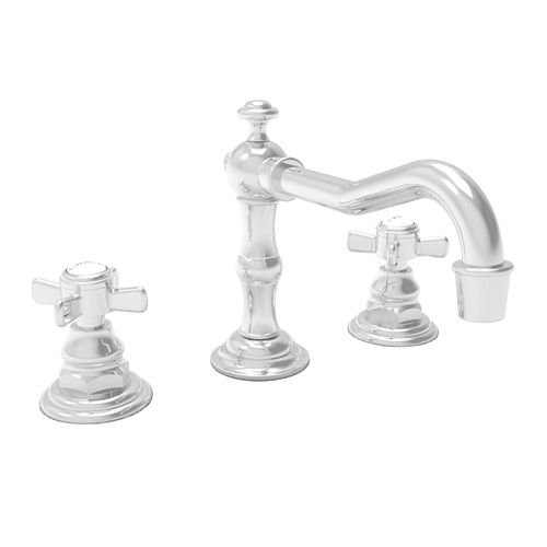 Widespread Faucet With Bladex Handle