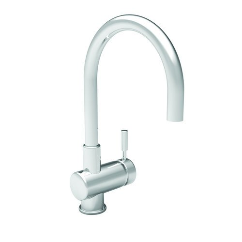 California Energy Commission Registered 1.8 1 Handle Lever One Hole Bar Faucet Polished Nickel