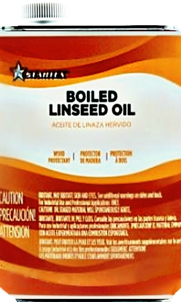 70012 Quart Boiled Linseed Oil