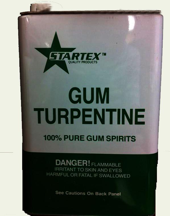 70009 Quart Gum Turpentine