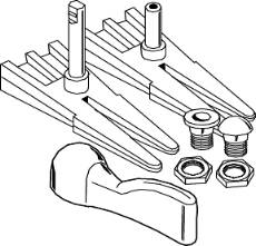 NIAGARA HANDLE REPAIR KIT