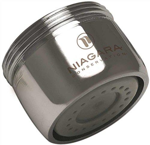 NIAGARA DUAL THREAD AERATOR, 55/64 IN., 1.0 GPM, PACK OF 6