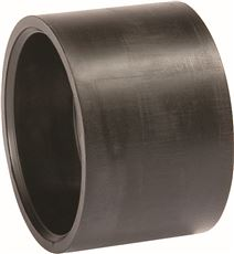 DWV ABS COUPLING 1-1/2 IN.