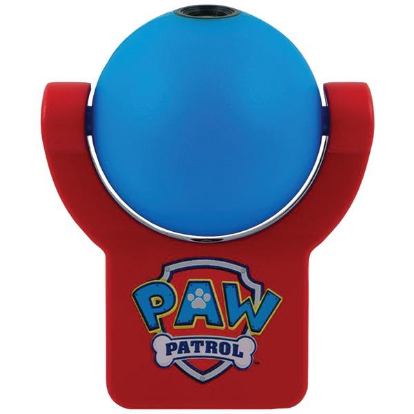 Nickelodeon 30604 Projectable Light-Sensing Night-Light (PAW Patrol)