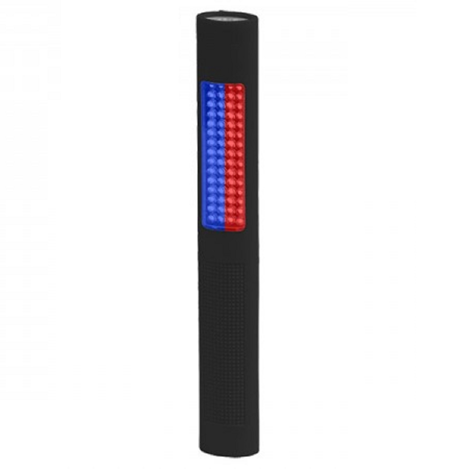 NightStick LED Safety Light Alternat RedBlue Floodlight White Flashlight Black Soft Touch