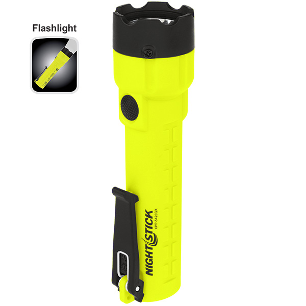 NightStick XSeries Intrinsically Safe Flashlight